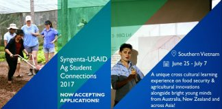 Syngenta-USAID-Ag-Student-Connections-program