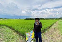 เกษตรกรที่ใช้ปุ๋ยพาริช ต้นไม้ สูตร 40-0-0 ปุ๋ยไนโตรเจน