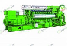 เครื่องผลิตไฟฟ้าก๊าซชีวภาพ Type 4 กำลังการผลิตไฟฟ้ามีตั้งแต่ 749-1,501 กิโลวัตต์ ของ เซาเออร์