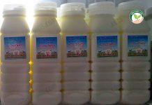 3.ผลิตภัณฑ์นมแพะ